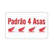 Padrão 4 Asas